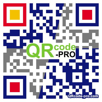 QR Code Design aJA0