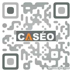 QR code with logo aNP0