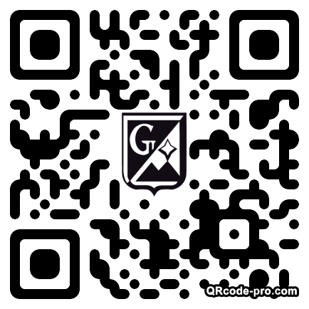 QR code with logo aii0