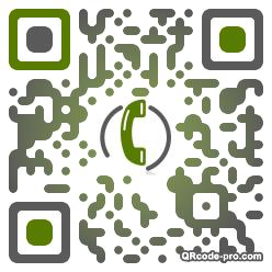 QR Code Design ajK0