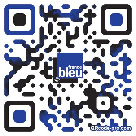 QR Code Design bHi0