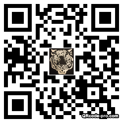 QR code with logo bJY0
