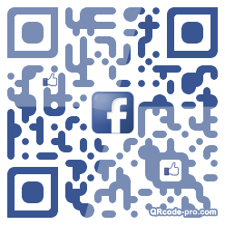 QR code with logo bJz0