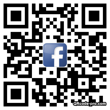 QR code with logo c0J0