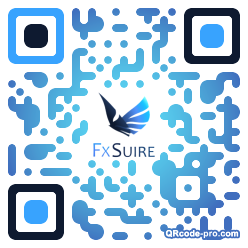 QR code with logo cD10