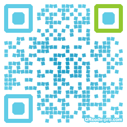 QR code with logo cE20