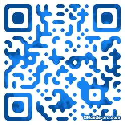 QR code with logo cQ80