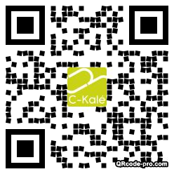 QR code with logo cYH0