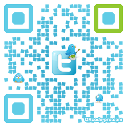 QR code with logo clt0