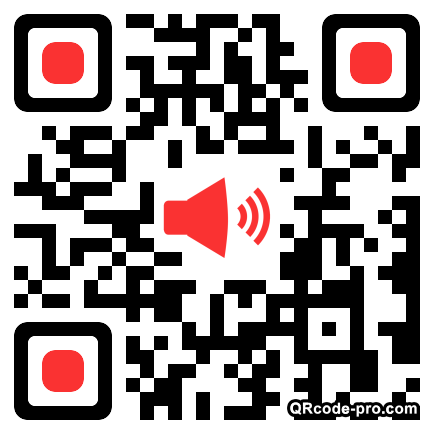QR code with logo dcx0