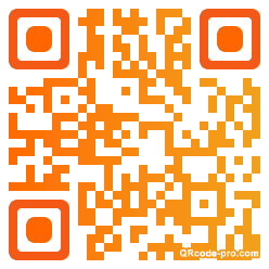QR code with logo duC0