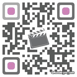QR Code Design dzk0