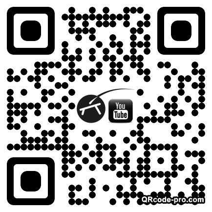 QR code with logo e4g0