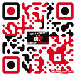 QR code with logo efu0