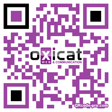 QR code with logo f0A0