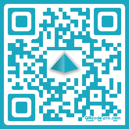 QR code with logo f2g0