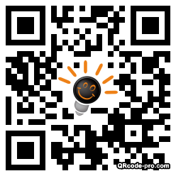 QR code with logo f2m0