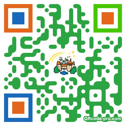 QR Code Design f880