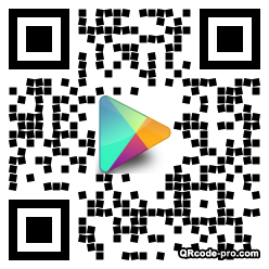 QR code with logo fJY0