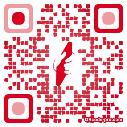 QR Code Design fLe0
