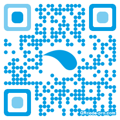 QR code with logo fMd0
