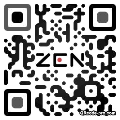 QR Code Design fMk0