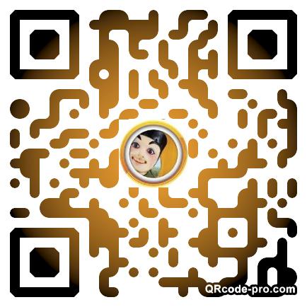 QR code with logo fQJ0
