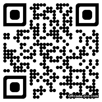 QR code with logo fRD0
