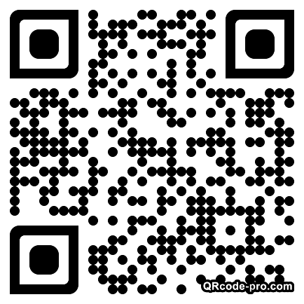 QR code with logo fRJ0