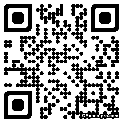 QR code with logo fRf0