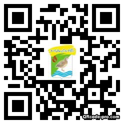 QR code with logo fdN0
