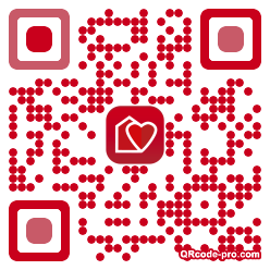 QR code with logo g0N0