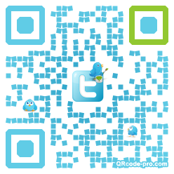 QR code with logo g2z0