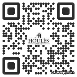 QR code with logo gHQ0
