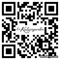 QR code with logo gKL0