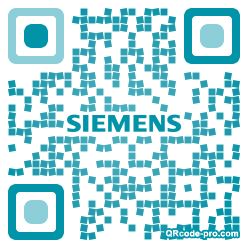 QR code with logo ger0