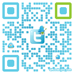 QR code with logo grj0