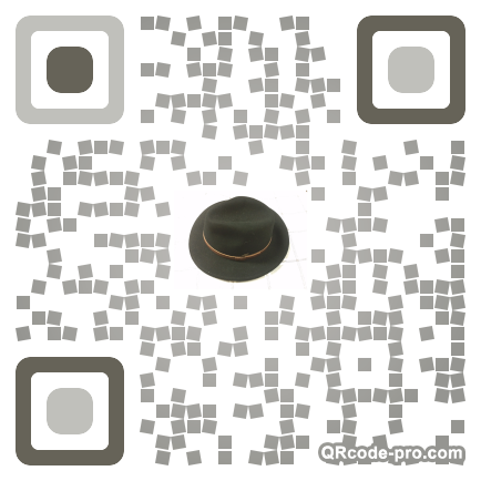 QR code with logo hFx0