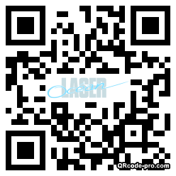 QR code with logo hKU0