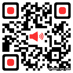 QR code with logo hPG0