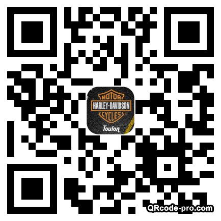 QR Code Design hbT0