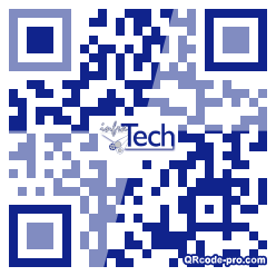 QR code with logo hyh0