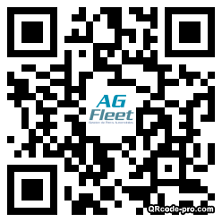 QR code with logo i5M0
