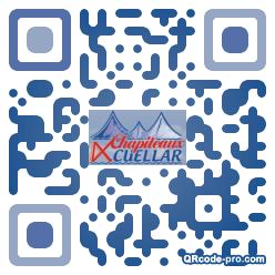 QR code with logo iA40