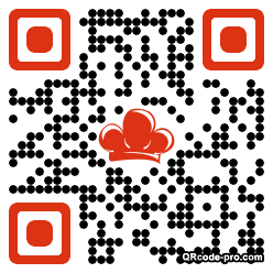 QR code with logo iVq0