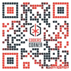 QR Code Design izh0
