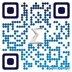 QR code with logo j7i0