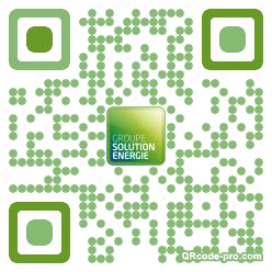 QR Code Design jBP0