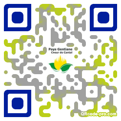 QR Code Design jG80