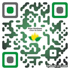 QR Code Design jH80